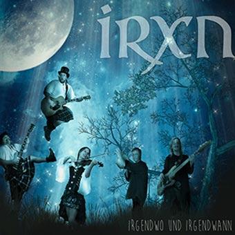 Cover-IRXN: Irgendwo und irgendwann