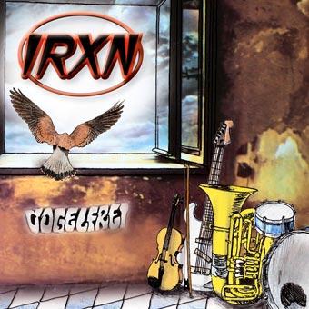 Cover-IRXN: Vogelfrei