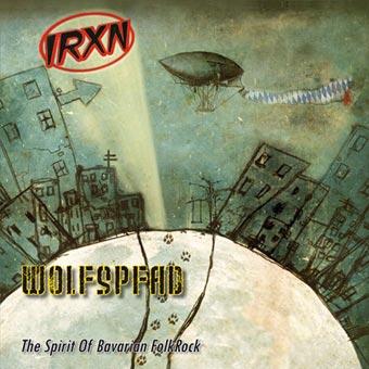 Cover-IRXN: Wolfspfad